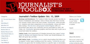 journaliststoolbox